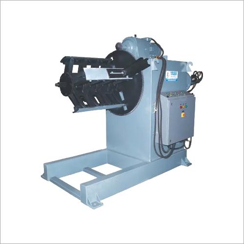 Automatic Motorized Decoiler Machine