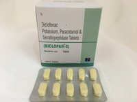 Niclopar-S Tablets
