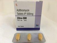 Zitro 500 Tablets
