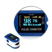 Pulse Oximeter O-led Colored