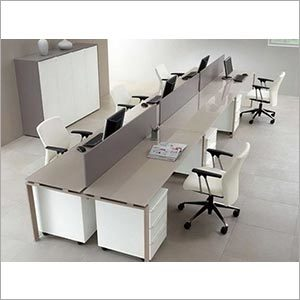 Modern Office Workstations