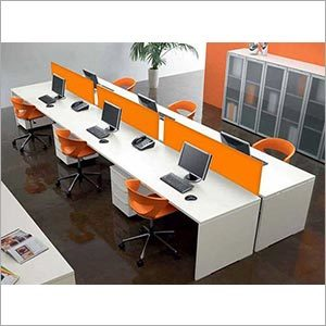 Linear Office Workstations
