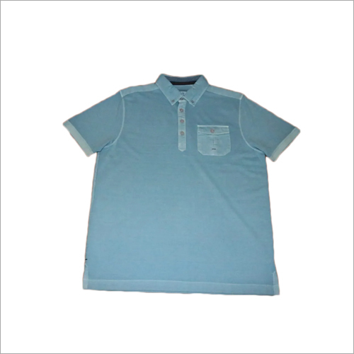 Mens Cotton Polo T Shirts