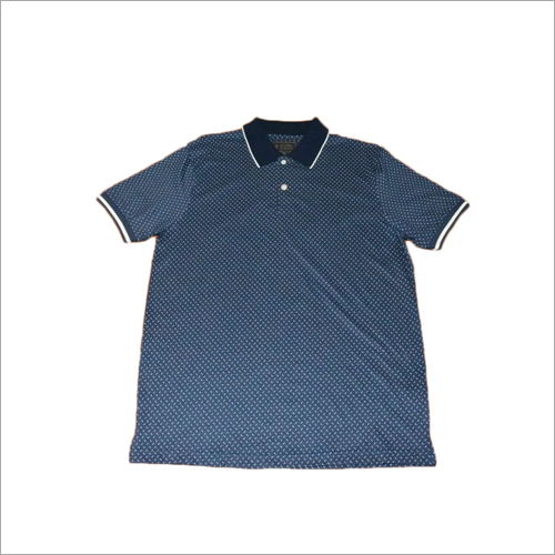Mens Dotted T Shirt