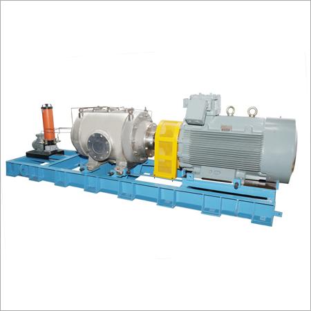 Sliding Vane  Compressor