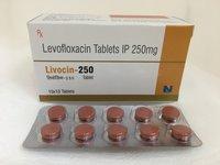 Livocin 250 Tablets