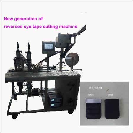 UBC803 Latest Generation of Reversed Eye Tape Cutting Machine