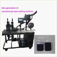 UBC803 Latest Generation of Reversed Eye Tape Cutting Machine