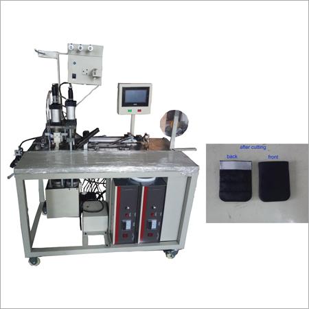 UBC802-Ultrasonic Cutting Machine for Reversed Eye Tape