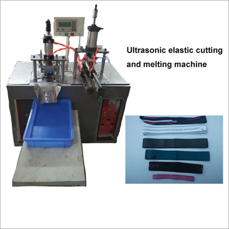 No ECM901 Ultrasonic Elastic Cutting n Melting Machine