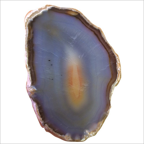 Agate Slice Coaster