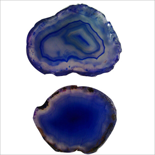 Agate Purple Coaster