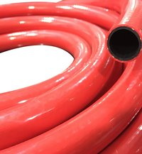 PVC Braided Fire Hose Pipe