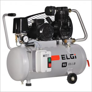 1-3 HP Single-Stage Belt Drive Piston Compressors