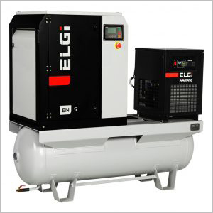 En Series Screw Compressors 2.2 To 75 Kw