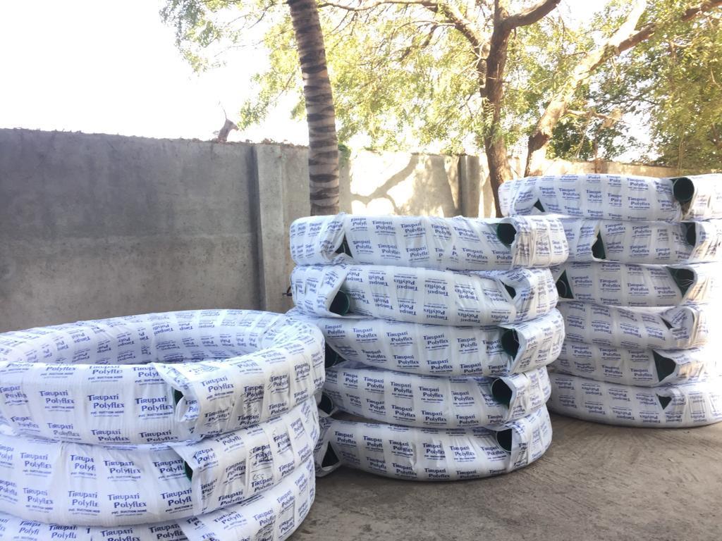Tirupati PVC Suction Hose Pipe