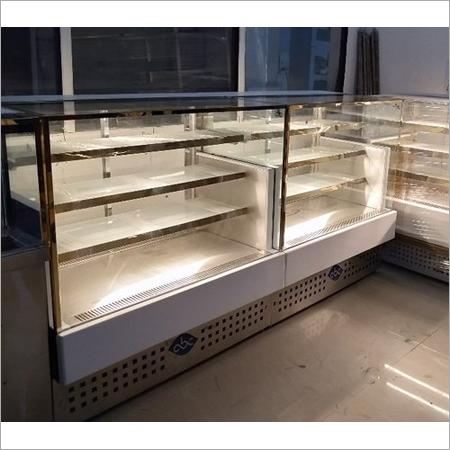 3 Shelves Sweet Display Counter