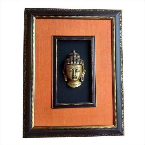 Brass Buddha Painting