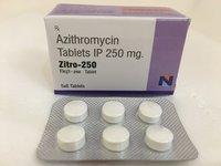 Zitro 250 Tablets