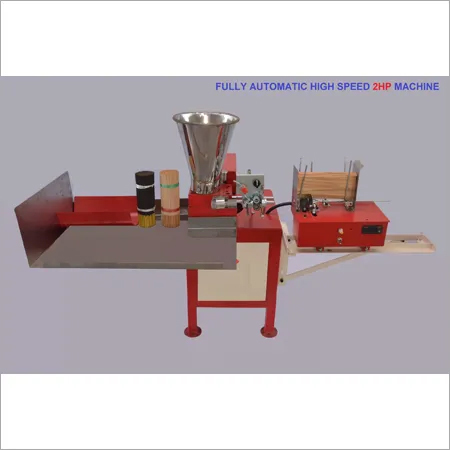 Agarbatti Making Fully Automatic High Speed Machine