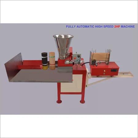 Agarbatti making machinery