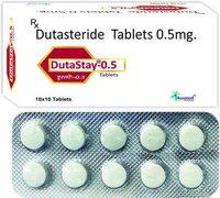 Dutasteride  IP 0.5mg./DUTASTAY 0.5