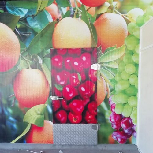 Vegetables And Fruits Cold Storage And Chamber