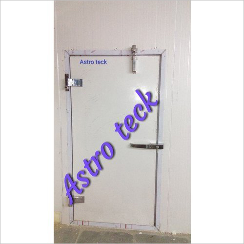 PUF Insulated Door