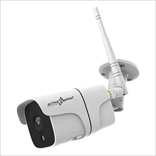 Active Pixel Wireless IP Bullet Camera