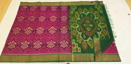 Pochampally Silk Cotton Sarees