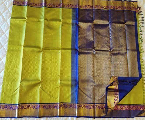 Handloom Wedding Silk Sarees