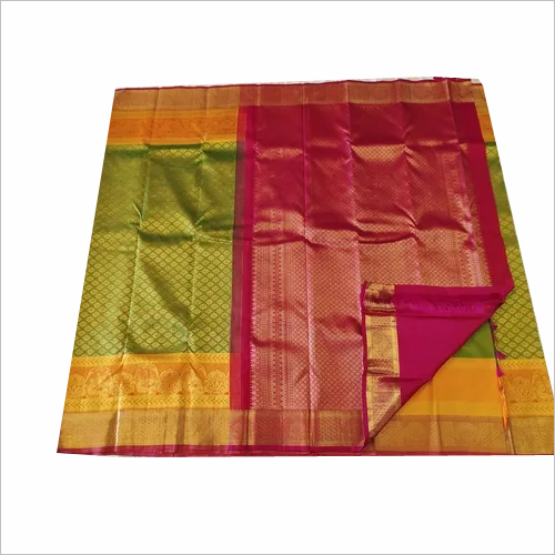 Kanchivaram Traditional Silk Sarees