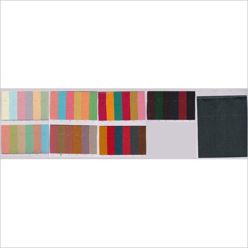Muslin Slub Dyed Fabric