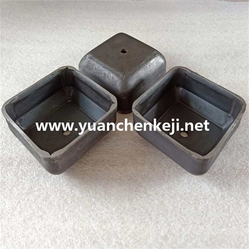 Square Foot Bowl / Stacking Foot Bowl / Column Square Tube Foot / Bin Stacker Foot Cup