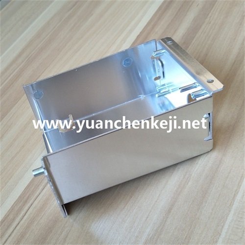 Metal Battery Compartment / Aluminum Battery Compartment Box / Stainless Steel Battery Box