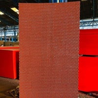 Chequered Plywood