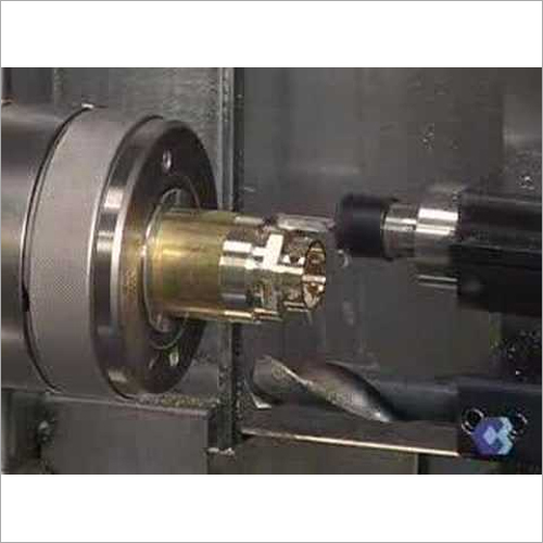 Hex Turning Machine