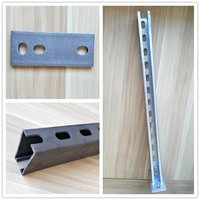 Cable tray support arm bracket / Pipe corridor construction hardware