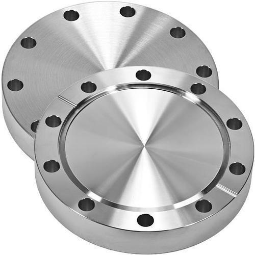 STAINLESS STEEL BLIND FLANGE