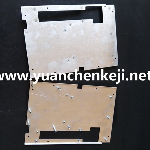 Stamping riveting / Instrument shell