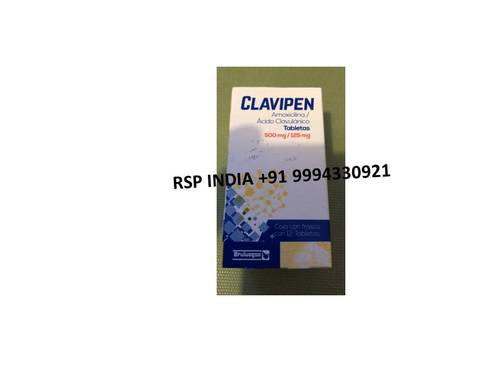Clavipen 500mg-125mg Tablets
