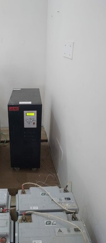6 KVA Single Phase Input Single Phase Output Online UPS