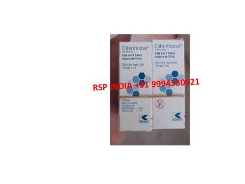 Difenhistat 10mg-1ml Solution