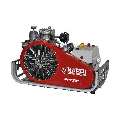Nardi-Italy-High Pressure Oil Free Breathing Air Compressor