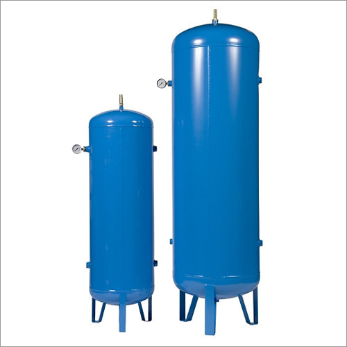 Air Receiver & Chemical Storage Tanks