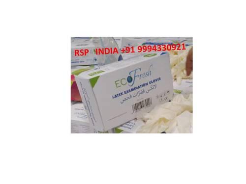 Ecofresh Latex Examination Gloves