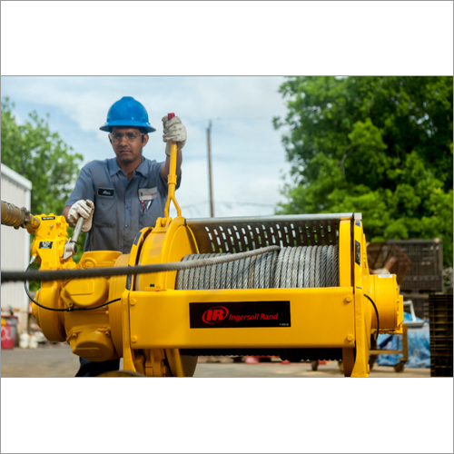 Ingersoll-Rand Material Lifting Winches