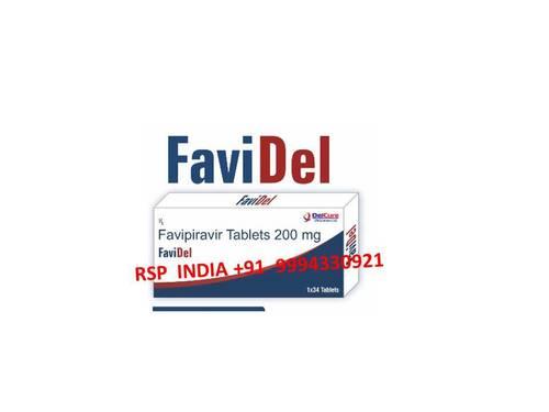 Favidel 200mg Tablets