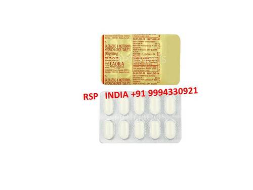 Glyloc M Tablets