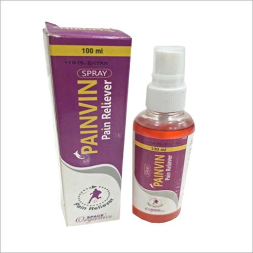 Pain Reliever Spray